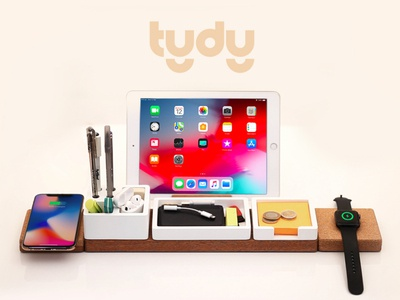 TYDY is at Kickstarter now.
