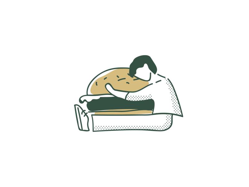 Burger packaging burger packaging burger logo burger burger illustration