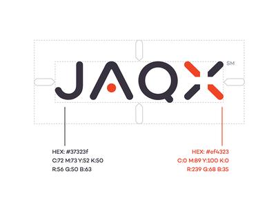 JAQX logo