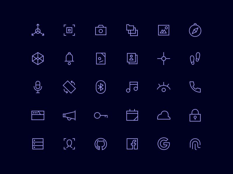 Icons copy