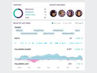 SocialFlow Weekly Report