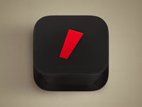 Cheek'd App Icon