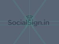 SocialSign.in Branding
