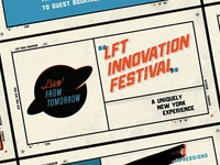 Live! From Tomorrow: LFT Innovation Festival Pitch Deck