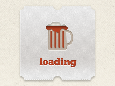 Shindig App Loading Graphic (animated GIF attached) loading ios app mobile animation animated gif
