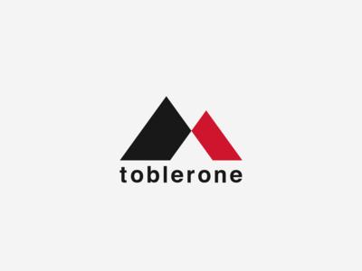 Toblerone Rebrand