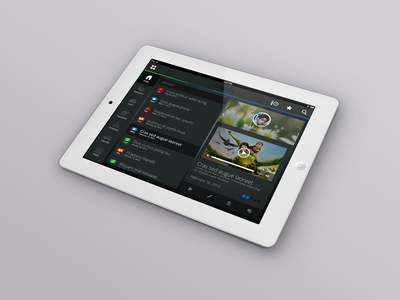 App Detail Sceen v2 app ios ui ux ipad detail user home dashboard recent rating