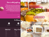 Bakefresh Website