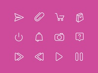 Vector Icon set part 5