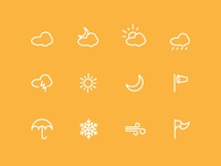 Vector Icon set part 6