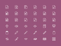 LineIconSet Part 8