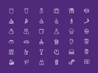 LineIconSet Part 9