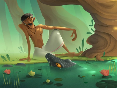 Nothing much, sup with you ? animation charachter design digitalartist artist illustration design art