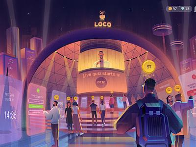 Loco photoshop digitalartist artist illustration design art