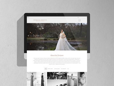 Theressa Designs   Website