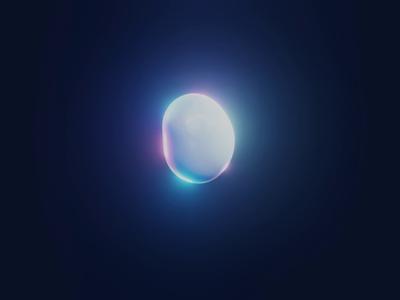 Experimentation with 3D for behavior, mood and interaction behavior natural organic artificialintelligence digital design digital cgi ai colorful light glow 3d animation animation rendering 3dart blender3dart 3d