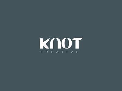 Knot Creative logo inspiring unique classy bold flat simple
