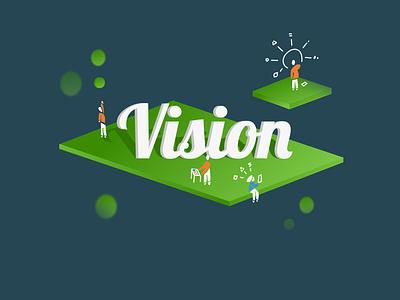 Vision sketch adobe-sketch apple-pencil ipad-pro platform floating vision