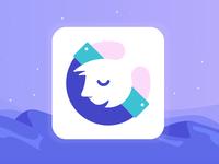 Self-help app icon