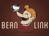 Bean Link - Logo Design