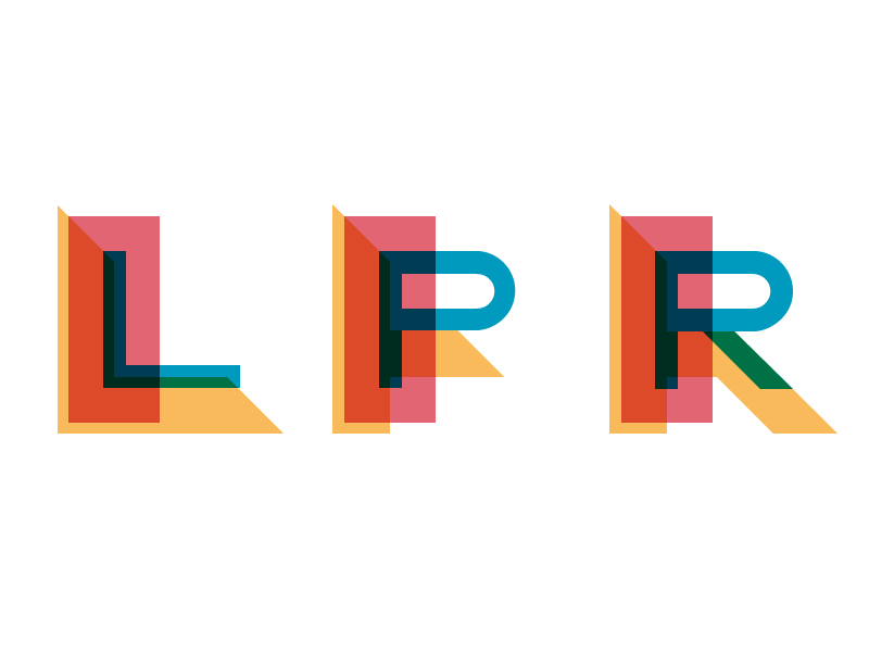 Chromo Font font layers color geometric typography chromatic