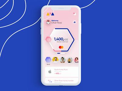 Core App page web iphone app logo color