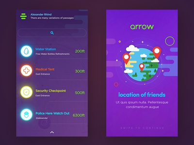 Arrow App