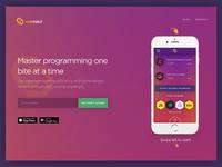 Code Hab Landing Page