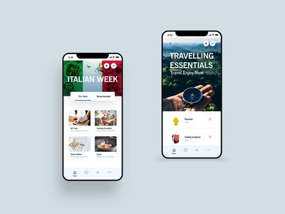 Mobile Visual Concept