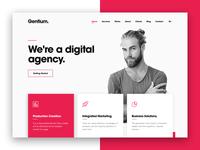 Gentium for Creative Digital Agencies - Light Version