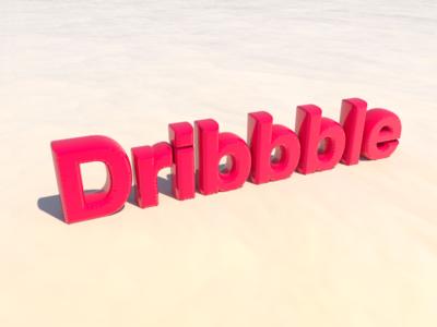 hello~dribbble~
