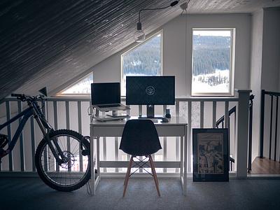 Workspace workspace åre desk sweden office workstation