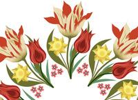 Tulipwreath