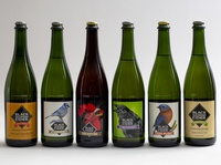 Cider Labels for Black Diamond Farm