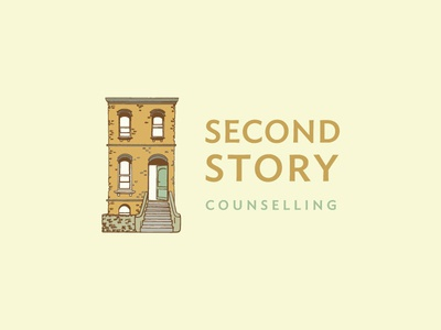 Second Story Counselling Brand
