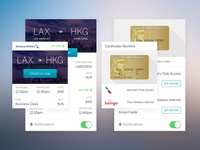 Card-Based UI