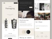 Mast Hair Homepage