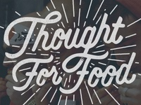 THOUGHT4FOOD