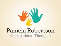 Pamela Robertson OT Logo