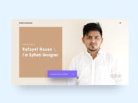 Yes I'm Sylheti Designer