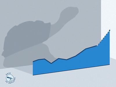 A decelerating trend investors private equity venture capital vc private markets data visualization data finance pitchbook