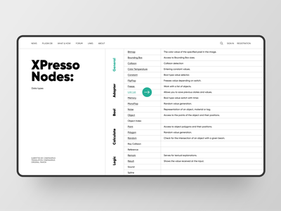 Xpresso website web webdesign ux design interface minimalist ui  ux uidesign grids ui