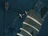 Death penalty illustration