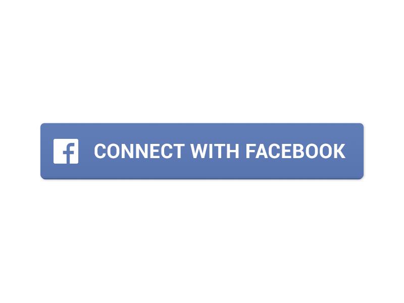 Connect with Facebook by Dario Carella - Dribbble
