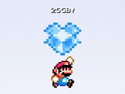 Super Drop Bros mario bros super mario world dropbox pixel art free space