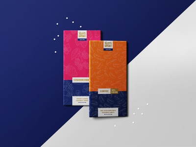 Ritter Sport - Wrapper Redesign