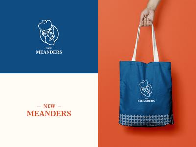 New Meanders - Branding
