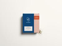 New Meanders - Packaging design