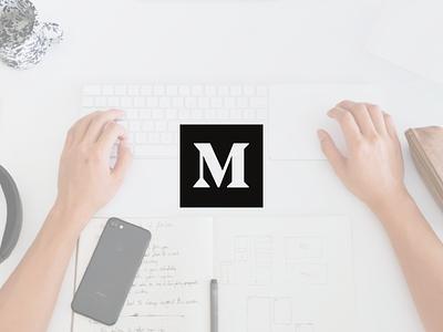 We're on Medium! writing post blog medium