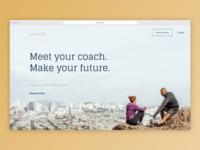 Future Landing Page